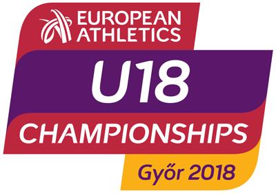 Logo europeo U18